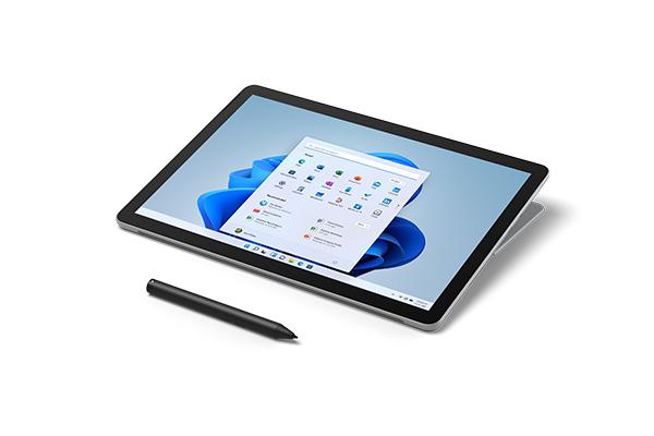 Immagine di Surface Go 3 con penna